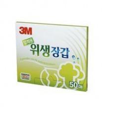 3M 50매 위생장갑